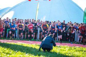 OCR-Läufer beim Start